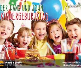 Der Hans & John Kindergeburtstag